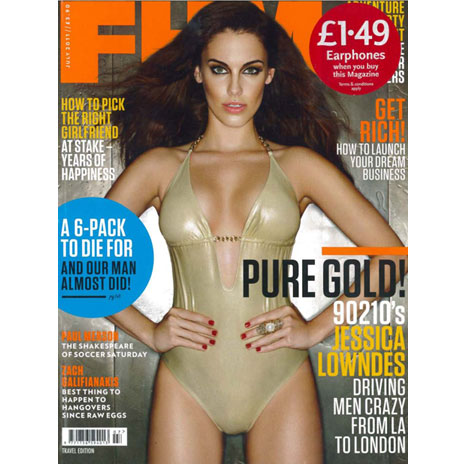 Reyn Spooner Featured in FHM