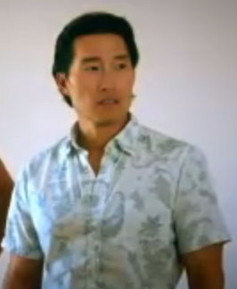 "Reyn Spooner ""Liko"" shirt on Hawaii Five O"