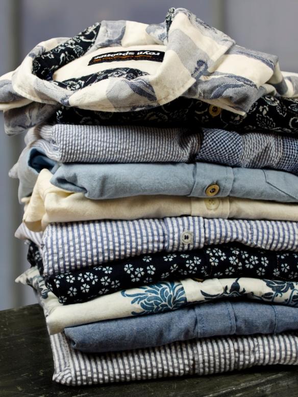 Modern Shirt Stack 3