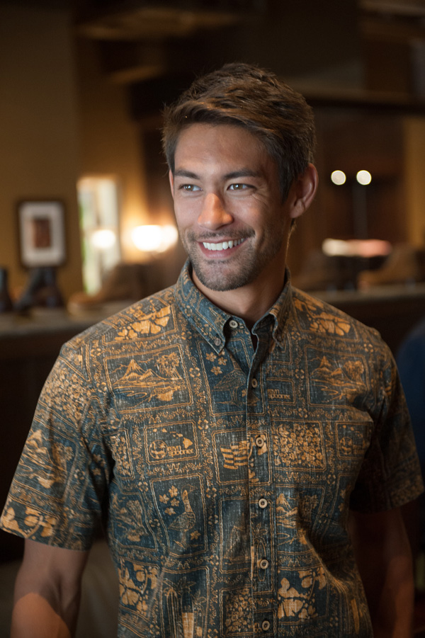 60th Anniversary Aloha Shirt